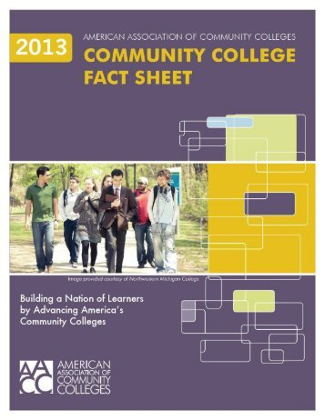 Download a Printable Version - American Association of Community ...