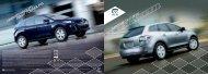 Mazda CX-7 - brochure - Weblocal.ca