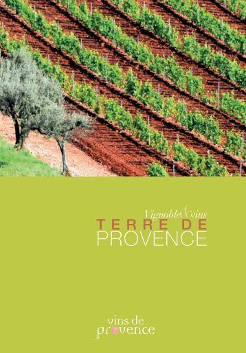 Vignoble & vins - Vins de Provence