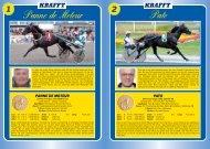 Presentation av hästarna - World Class Trotting