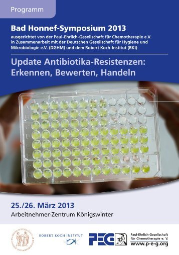 Programm als Download (pdf-Datei) - PEG-Symposien