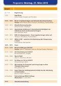 Programm als Download (pdf-Datei) - PEG-Symposien - Page 2
