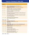 Programm als Download (pdf-Datei) - PEG-Symposien - Page 3