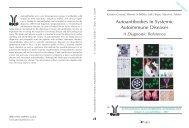 Autoantibodies in Systemic Autoimmune Diseases - (GFID) eV