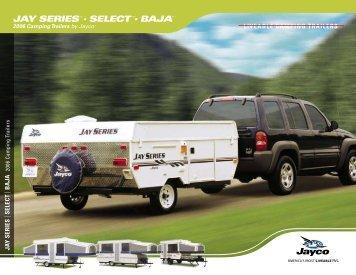 Camping Trailers 2006.indd - Flint Hills RV