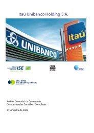 IRR300909.pdf - Relações com Investidores - Banco Itaú
