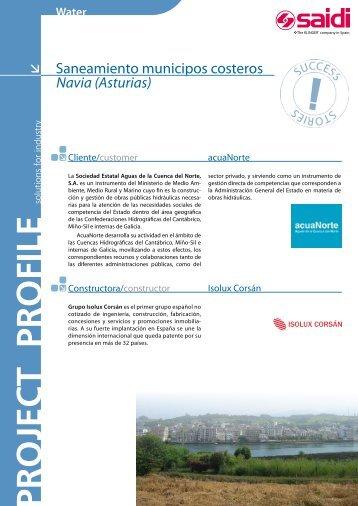Concejo de Navia Asturias - SAIDI