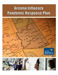 Pandemic Influenza Annex Addendum - DRAFT - United States ...
