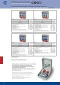 Steckdosen- kombination ESTK Socket combinations ESTK - Seite 4