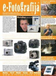 Revija e-Fotografija 16 PDF