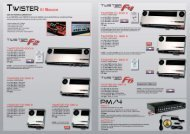 Audio System Katalog 2007