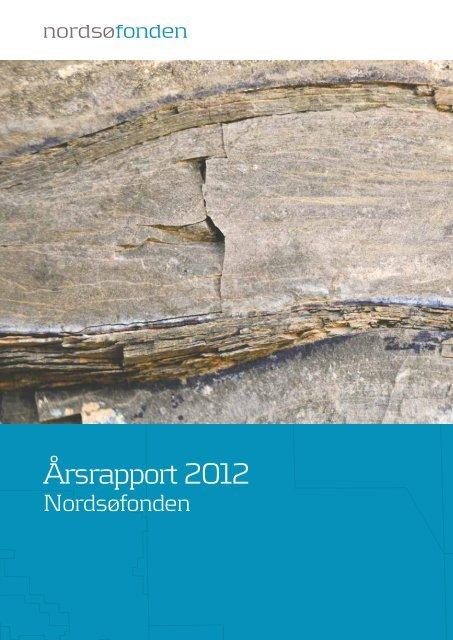 Årsrapport 2012 - Nordsøfonden