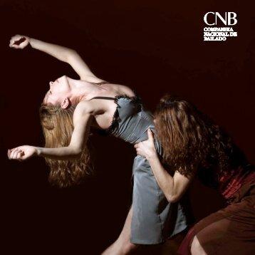 Cantata Programa - Companhia Nacional de Bailado