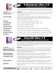 ChemDraw Ultra 7.0 ChemDraw Pro 7.0 - CambridgeSoft - Page 2