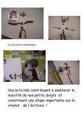 PETITE SECTION – Motricité fine : activité modelage Afin de ... - Page 2