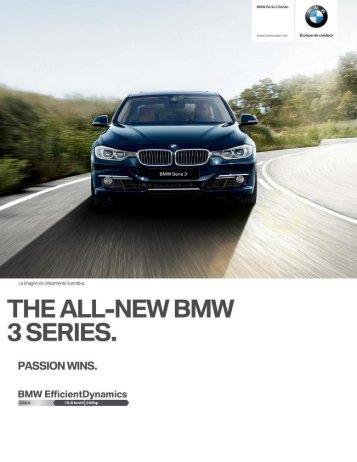 BMW Serie 3 Sedán. Automática de 8 velocidades con palanca ...