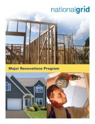 National Grid - Massachusetts New Homes with ENERGY STAR