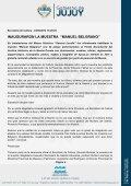 con municipios del ramal se firmaron nuevos convenios por el plan - Page 4