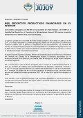 con municipios del ramal se firmaron nuevos convenios por el plan - Page 6