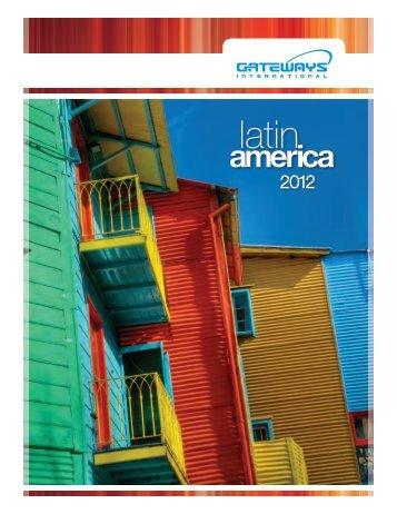 Latin America 2012 - TPI Worldwide
