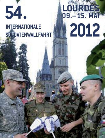 Pilgerbuch 2012 - Katholische Militärseelsorge