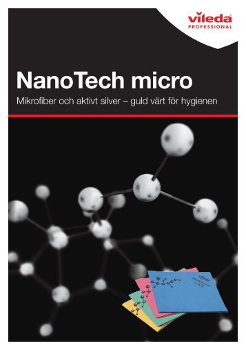 NanoTech micro - Vileda Professional