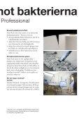 NanoTech micro - Vileda Professional - Page 5
