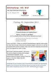 33-Gleichstellungs-Info-Brief-August-2011 - auf unternehmerinnen ...