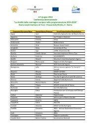 6-7 giugno 2013 - Euromontana