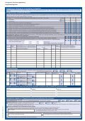 Angebotsanfrage zur Kranken- und Pflegepflichtversicherung - Seite 2