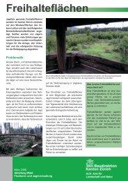 Freihalteflächen - Waldwissen.net