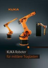 KUKARoboter für mittlere Traglasten - KUKA Robotics