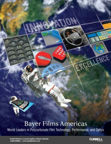 Polycarbonate Film by Makrofol® and Bayfol® - Curbellplastics.com