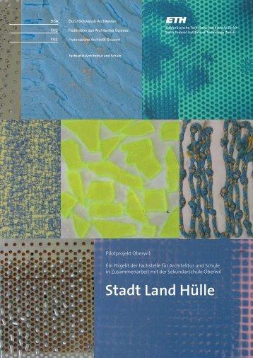Stadt Land Hülle - Stadt.Plan.2020