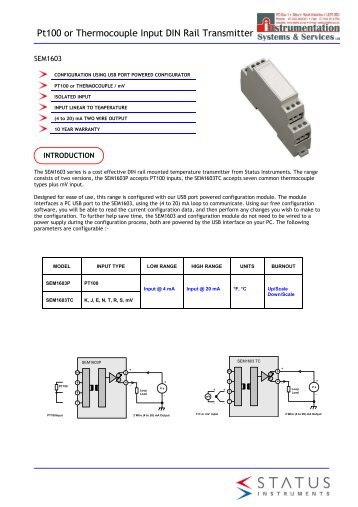 to download the SEM 1603TC datasheet in PDF format