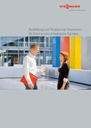 Ausbildung und Studium bei Viessmann1.8 MB
