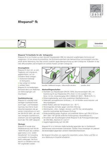 rhenofol cv. Black Bedroom Furniture Sets. Home Design Ideas
