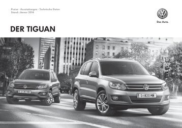 Download Preisliste (PDF, www.volkswagen.at)