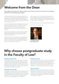 Faculty of Law - The University of Auckland - Page 2