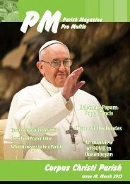 Parish Magazine (Issue 18) - St Clare of Assisi Primary School
