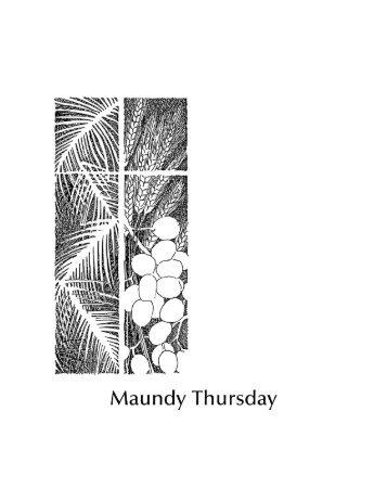 Sermon: Maundy Thursday 2011