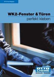 WK2-Fenster & Türen perfekt kleben - Northe