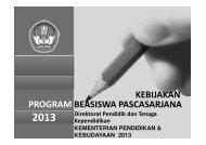 BPP - DN - Beasiswa Dikti