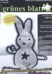 Ausgabe 2/2006 - Projektwerkstatt
