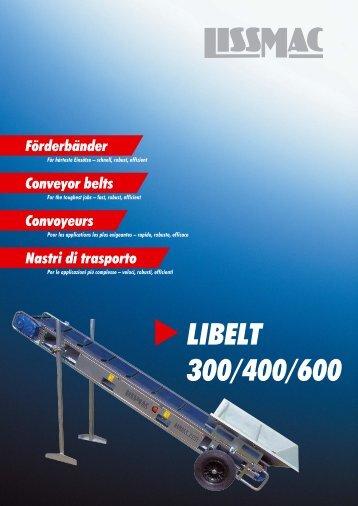 LIBELT 300/400/600 - Drott