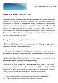 Linee Programmatiche - Ancl - Page 4