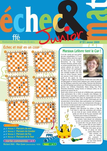 n°21 - Bourganeuf Chess College