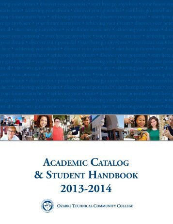 2013 - 2014 Catalog - Ozarks Technical Community College