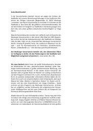 Liebe Musikfreunde - Marburger Konzertverein