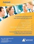Revista Frecuencia de la Cámara de Infocomunicación y ... - Amcham - Page 3